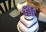 Simple Tiered Cake Part 3