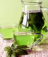 Green tea is a natural remedy for acne