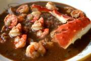 Seafood Tomato Gumbo