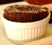 Hot Chocolate Coffee Souffle