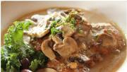 Veal Scallopini with Marsala