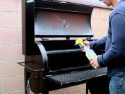 How to Season your BBQ Pit