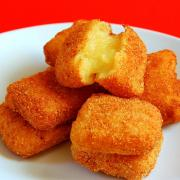 Leche Frita or fried milk is a popular Spanish dessert