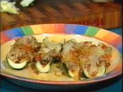 Stuffed Baked Zucchini