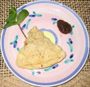 Papad samosa by Chef Sonali