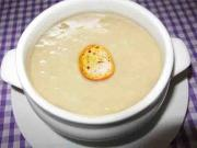 CHEESE SOUP WITH CREAM