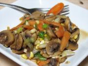 Super Deluxe Marinated Vegetables