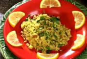Quinoa Pilaf with Almonds
