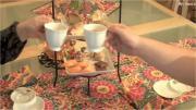 San Francisco Tea (Table Setting)