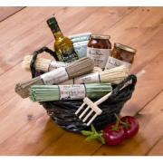 ideas for making olive oil gift basket