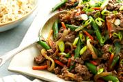 Cantonese Style Beef & Green Beans
