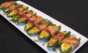 Bacon Wrapped Baked Jalapeno Poppers Stuffed With Cream Cheese