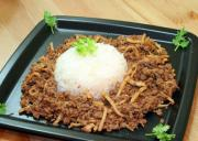 Thai Style Sauteed Minced Meat