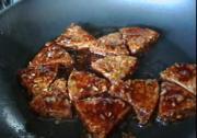 Spicy hot teriyaki mini burgers