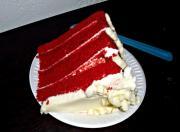 Baking Red Velvet Cake