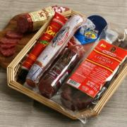 tips for making meat gift basket