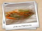 Fish en Papillote