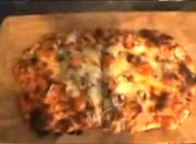 Kids Pizza with Tuna and Mushroom