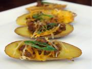 How to Make Potato Skin Bites