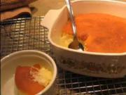 Warm Lemon Pudding