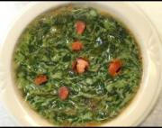 Rich Creamed Spinach