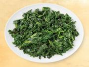 Baby Kale 2 Ways