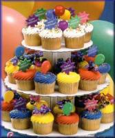 mardy gras cupcake for kids