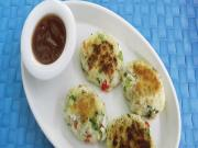 Cottage Cheese Cutlets by Tarla Dalal