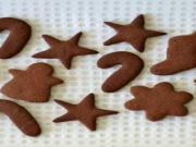 Chocolate Orange Snaps for Kids