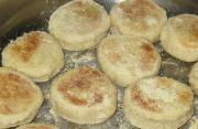 Bran English Muffins