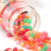 No one knows who invented jelly beans, but that doesn't stop anyone from enjoying them!