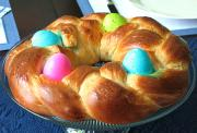 Country Egg Bread