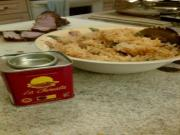 How to Cook Smoked Paprika Mushroom Rice