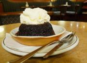 Frozen Christmas Pudding