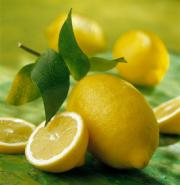 Use lemon to detox