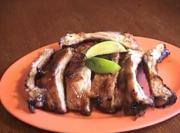 Bbq Ribs with Sweet Lemon Sauce