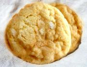 Sour Cream Sugar Cookies