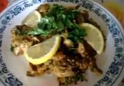 Sautéed Chicken Liver Galilee Style
