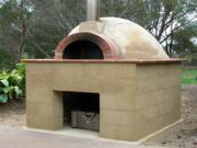 Wood Fired - Pizza Oven Construction
