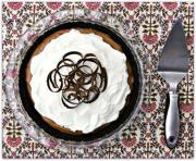 Coffee Rum Pie