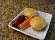 Glazed Orange Muffins