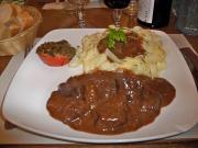 Beef A La Bourguignon
