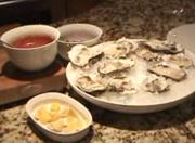 Two Sauces For Fresh Oysters
