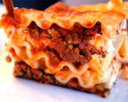 Classic Two Sauce Lasagna
