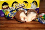 Leftover Cadbury Creme Eggs