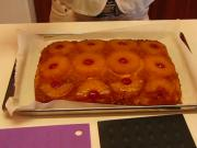 Tropical Treat with Pineapple Upside-Down Cake