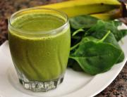 Healthy Raw Food Green Drink