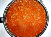 Slow Pot Meat Sauce
