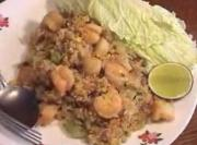 Shrimps Fried Rice