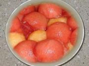 Melon Fruit Cup